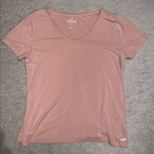 hollister basic tee